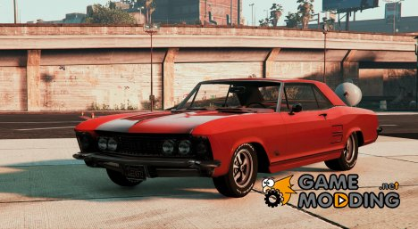 Buick Riviera for GTA 5