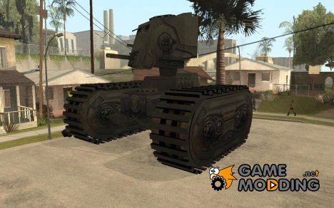 AT-ST Crawler1.0 для GTA San Andreas