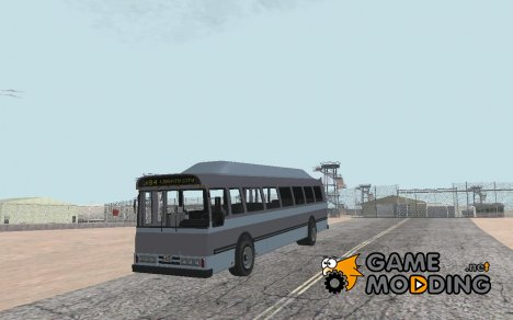 Clean GTAIV Bus CamHack Compatible for GTA San Andreas