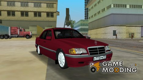Mercedes-Benz W202 C230 для GTA Vice City