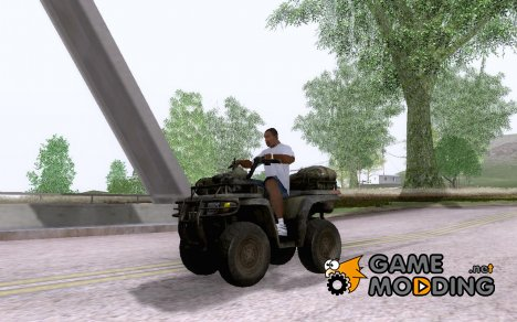 ATV Special Forces for GTA San Andreas