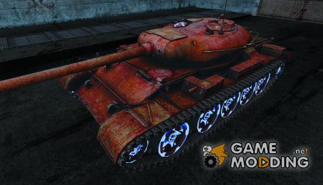 T-54 Demanyga for World of Tanks