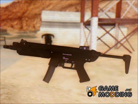 GTA V SMG for GTA San Andreas