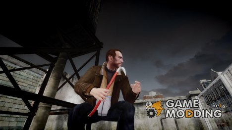 Сrowbar (GTA V) for GTA 4
