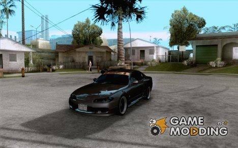 Nissan Silvia S15 JDM for GTA San Andreas