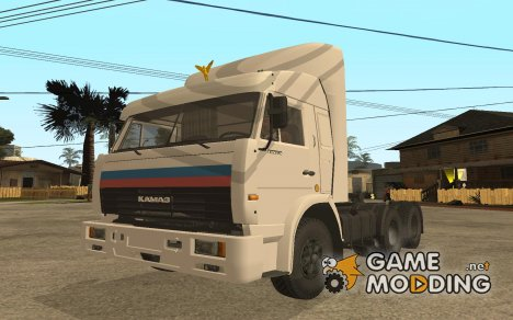 Камаз 54115 for GTA San Andreas