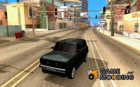 Ваз 2104 тюнинг для GTA San Andreas