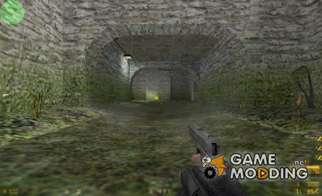 Kimono Colt 1911 On eXe Anims for Counter-Strike 1.6