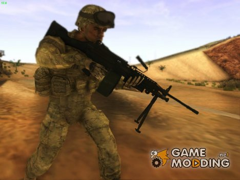 U.S. Marines for GTA San Andreas