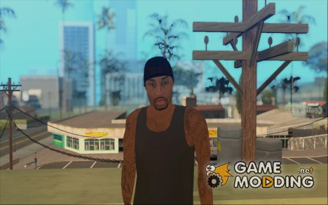 Новый наркодилер for GTA San Andreas
