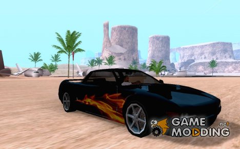 Flame Infernus for GTA San Andreas