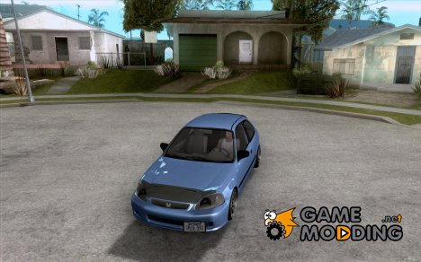 Honda Civic EK9 JDM v1.0 for GTA San Andreas