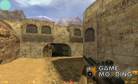 H&K MP7 PDW для Counter-Strike 1.6