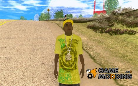 Swag. All day every day for GTA San Andreas