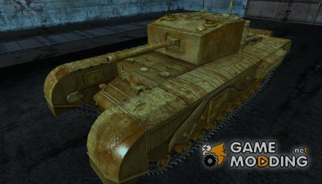 Черчилль для World of Tanks