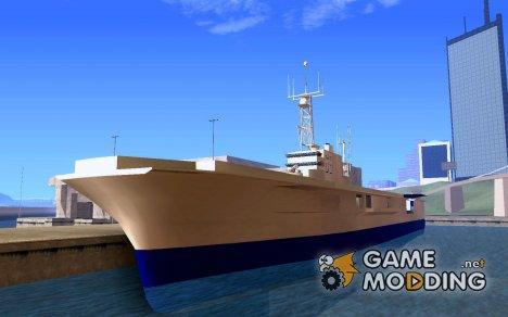 Авианосец для GTA San Andreas