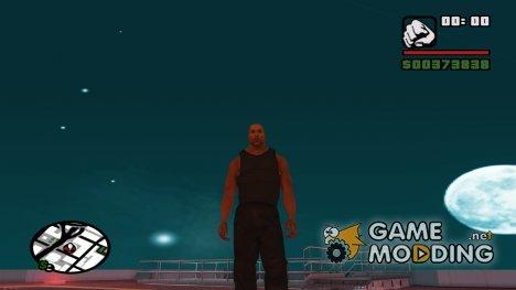 Пак новых скинов CJ для GTA San Andreas