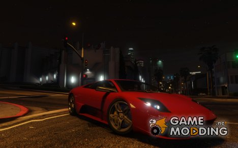 Lamborghini Murcielago for GTA 5