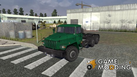 УРАЛ 43202 for Euro Truck Simulator 2