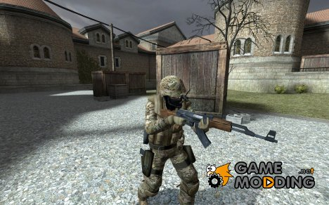 Multicam Camo ver1.1 (updated) for Counter-Strike Source