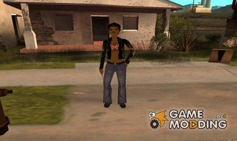 Beta girl for GTA San Andreas