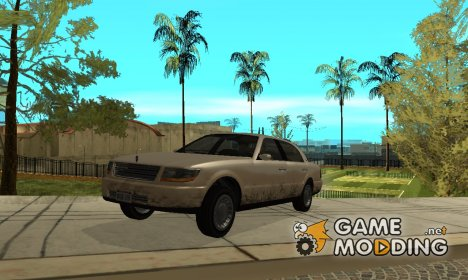 Albany Washington GTA V для GTA San Andreas