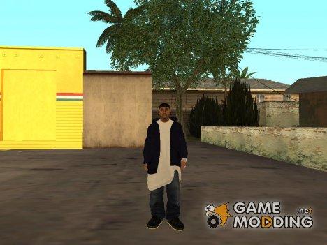 Скин из GTA 4 v3 for GTA San Andreas