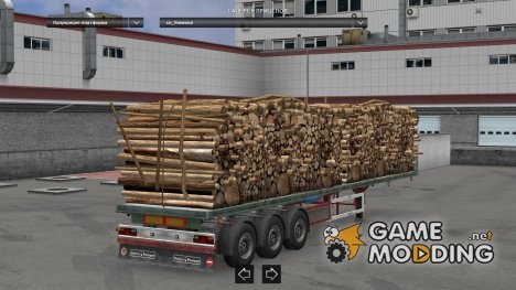 Flat Bed FIX for Euro Truck Simulator 2