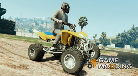 2009 Suzuki LTR 450  for GTA 5