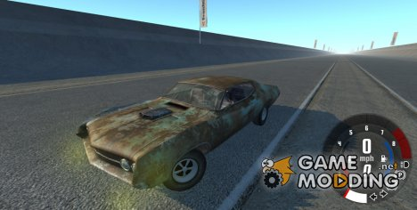 Ford Torino Extreme 1970 for BeamNG.Drive