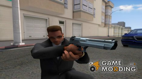 Desert Eagle - CS Source для GTA San Andreas