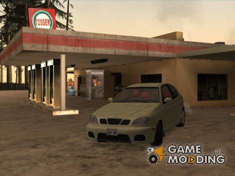 Daewoo Lanos Sport для GTA San Andreas
