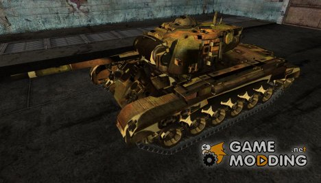 M26 Pershing Peolink for World of Tanks