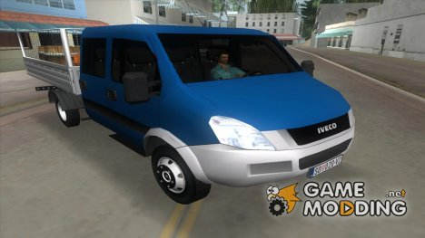 Iveco Daily Mk4 для GTA Vice City