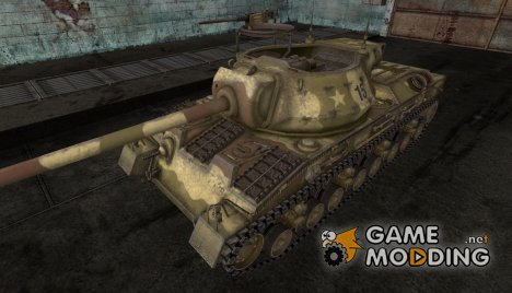 Шкурка для T28 Prototype for World of Tanks
