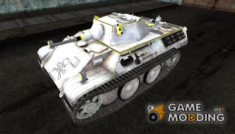 VK1602 Leopard от Grafh для World of Tanks