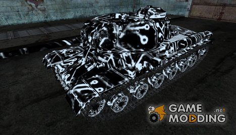 ИС genevie 4 for World of Tanks