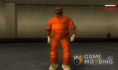 Смена скина игрока for GTA 3
