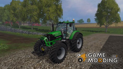 Deutz-Fahr TTV 7250 for Farming Simulator 2015