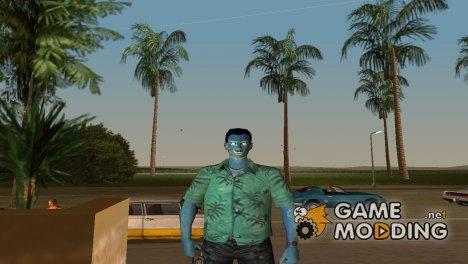 Томми Инопланетянин для GTA Vice City