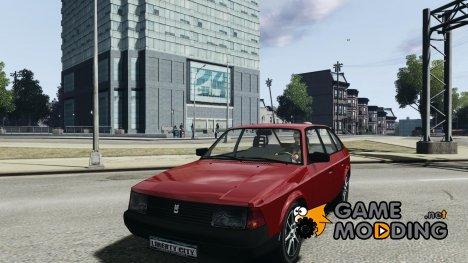 АЗЛК Москвич 2141 for GTA 4