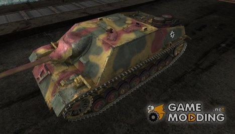 JagdPzIV 2 for World of Tanks