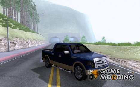 Ford F150 King Ranch 2012 для GTA San Andreas