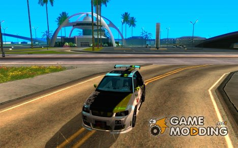 Audi S3 Monster Energy для GTA San Andreas