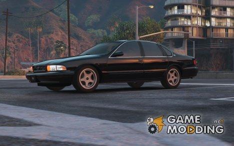 Chevrolet Impala SS '96 1.3 for GTA 5