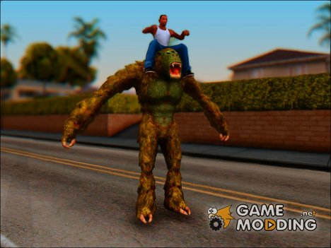 Troll for GTA San Andreas