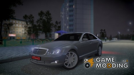 Mercedes-Benz S600 W221 for GTA 4