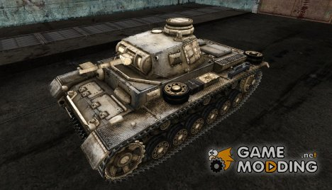 PzKpfw III No0481 для World of Tanks