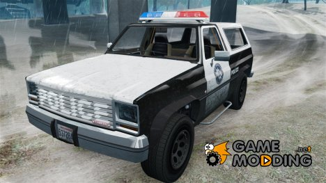 Declasse Rancher из San Andreas for GTA 4