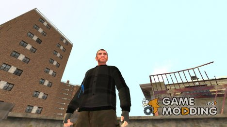 Puma and To check Sweaters для GTA 4